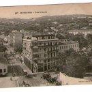 Argel Alger Algerie France Mustapha Rue de Lyon Photo Postcard VERY OLD