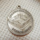 Vintage Argentina Buenos Aires  San Jose St Joseph College Silver Weddings Medal