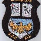 Argentina Air Force Bureau Administration Patch