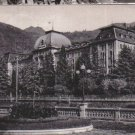 Italy Italia S Pellegrino Terme Il Grande Albergo Postcard NICE