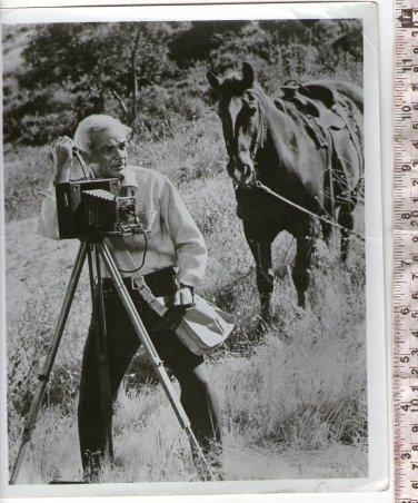 James Daly James Drury THE VIRGINIAN  Movie Photo Photograph
