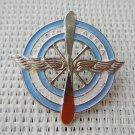 Argentine Air Force Uniform  Emblem Badge Pin
