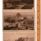 VINTAGE Argentina Buenos Aires City Postcard LOT OF 3 #2