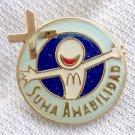 Argentina Mc Donalds High Kindness Pin Pins