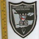 Argentina DOC  Corrections Jail Prison Tierra del Fuego Ushuaia  Patch Obsolete