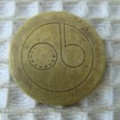Argentina Entel Phone Telephone Token Tokens LETTERS CM