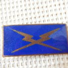 Argentina Air Force Army Communications  Emblem Badge  Pin OLD