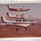 UNited States Piper Propeller Aircraft  Private Airplane Photo