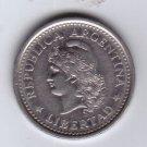 Argentina1 Peso 1960 Coin Coins NICE COIN