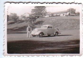 Argentina 1950 Phaeton Coupe Truck Car Photo Photos