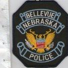 Bellevue Nebraska Police Officer Shoulder Patch