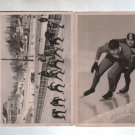 Germany Olympia 1932 Sports Card  Olympic Los Angeles Wintersports 2 CARDS SET