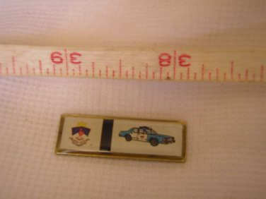 Argentine Army Police Fire  CG Chest Bar Tag Badge 16