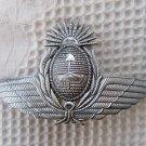Argentina Air Force Visor Hat  Badge Badges Wings MINT