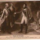 Versailles Museum Art Painting GROS Napoleon Austerlitz Battle Picture Postcard