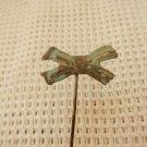 Vintage Argentina Cockade Flag Ribbon   Peron Times Pin
