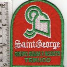 Chile Chilean Boy Scouts Scout San Jorge Patch FOREIGN
