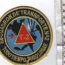 Venezuela Air Force Transportation T2 Shoulder Patch