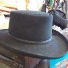 Resistol woman's black hat XXXX