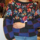 Ivy hand knitted sweater