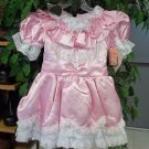 Stehanie B. Pink Pageant Dress