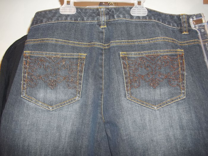 Michael Kors Dark Blue Jeans