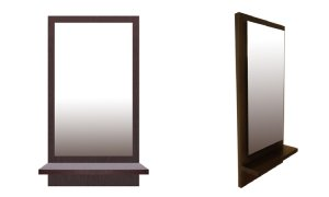 Anna Mirror With Shelf