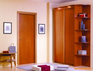 Baikal 4 Modern Sliding Door Wardrobe
