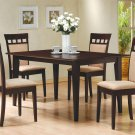 100771-73 Cappuccino Finish 5PC Dining Set