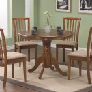 101091-92 Brannan Cherry 5pc Dining Set