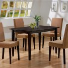 CO100491-92 Rectangular 5pc Dining Set