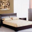 Maya Queen Bed in Espresso Finish