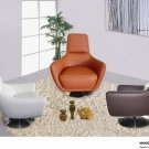 Navis Leather Chair Available in 3 Colors