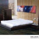 Minimalistic Zen Queen Size 5pc Bedroom Set
