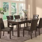 103770-772 Milton Marble Venner 7pc Dining Set