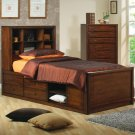 400280 Hillary Twin Storage Bed