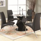 120800-82 Ophelia 5pc Dining Set by Coaster