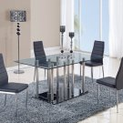 D368DT-D140DC 5pc Dining Set by Global
