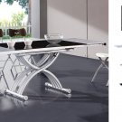 2109 Modern Foldable Dining Table