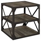 Mathew Industrial Style Side Table