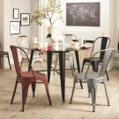 Bellevue industrial 5Pc Dining Set