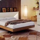 Elena Modern King Size 5pc Bedroom Set by ESF