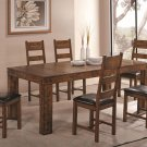 Murillo Rustic Style 7pc Dining Set by Coaster