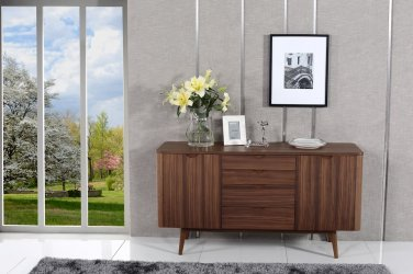Anthrop Mid-Century Style Sideboard