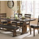 Campbell 6 Piece Dining Set