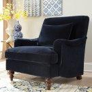 Helen Midnight Blue Accent Chair