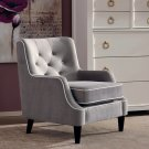 Martina Lt Grey Accent Chair