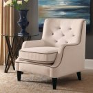 Martina Cream Accent Chair