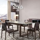 E537T 5pc Modern Dining Set