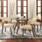 Paxton Round 5 Piece Dining Set